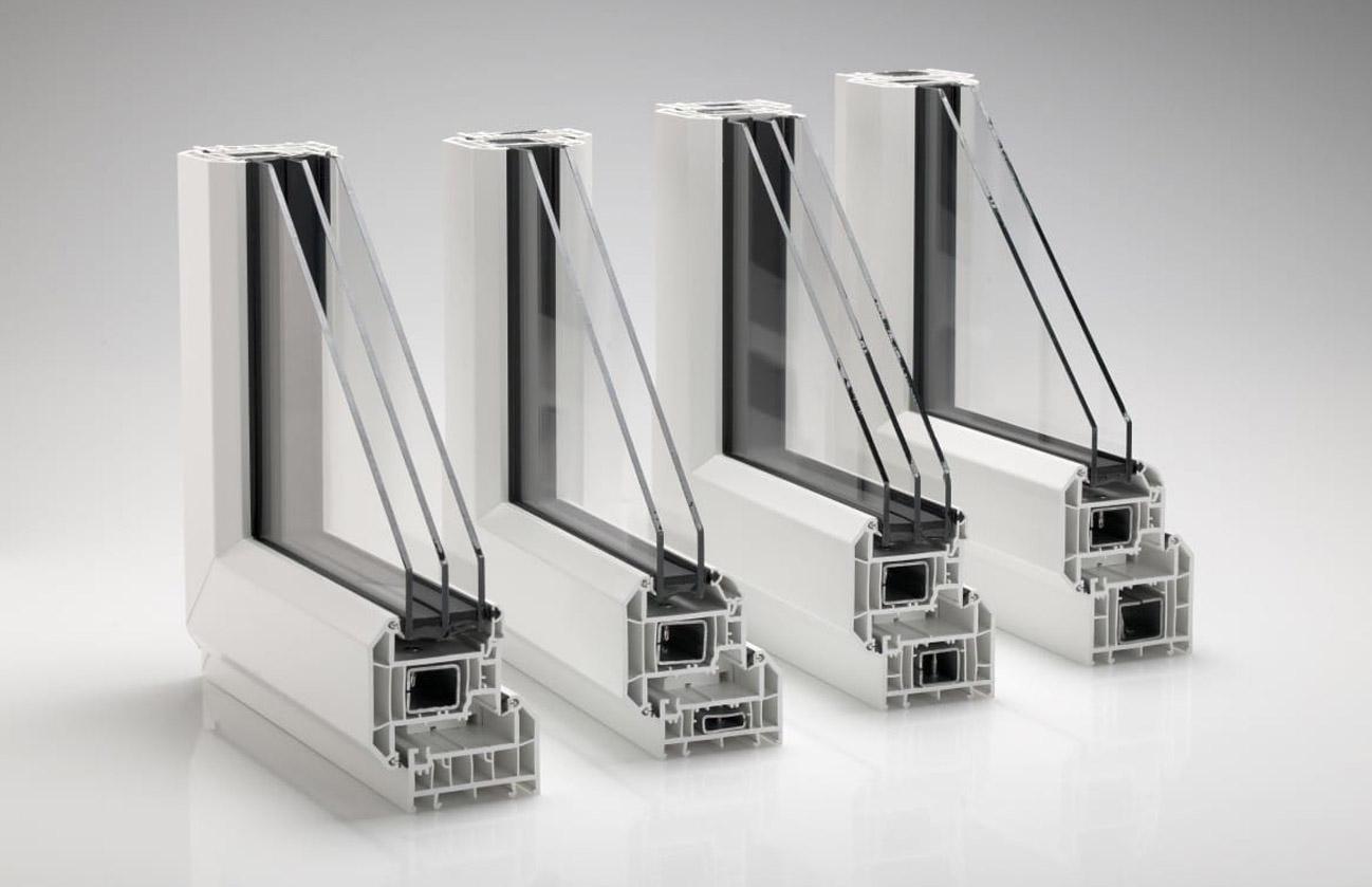 پروفیل شیشه دو جداره و سه جداره